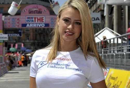 Celebrities italian female 10 Most