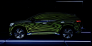 Volkswagen Showed a Glimpse of the ID Electric SUV That's Coming to the U.S.