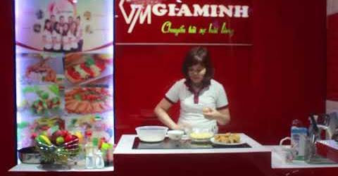 [Thứ 3 - Vào Bếp cùng Gia Minh Group] Làm món gà chiên bằng bếp từ