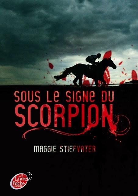 Couverture Sous le signe du scorpion