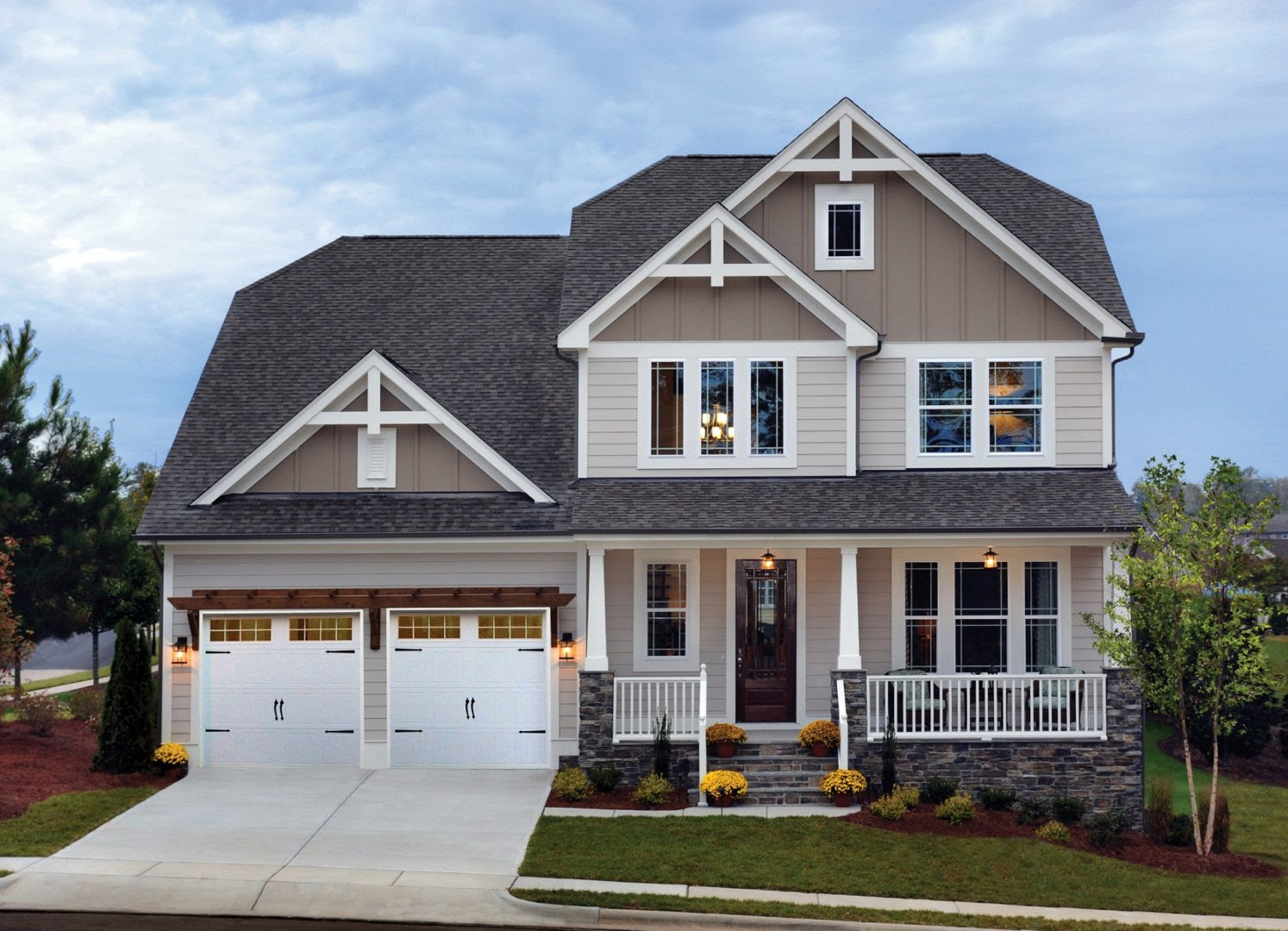 Drees Homes Opens Four New Communities in the Triangle ...