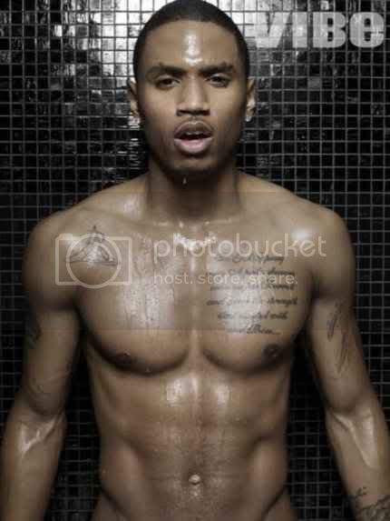 pictures of trey songz shirtless. trey songz shirtless poster.