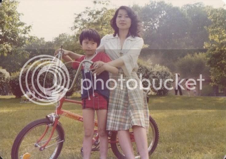 Richard and Mom