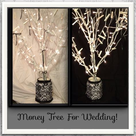 25  best ideas about Money tree wedding on Pinterest