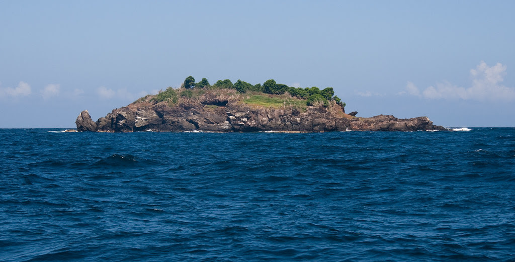 Island Off the East Coast of Grenada