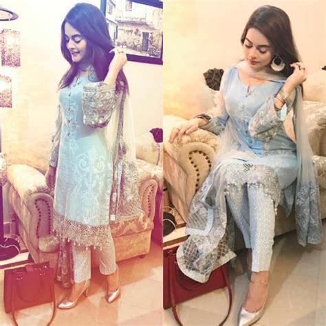 Pakistani Gorgeous Actress Aiman Khan Latest Clicks
