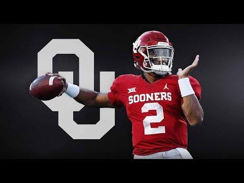 Oklahoma QB Jalen Hurts 2019 Midseason Highlights ᴴᴰ