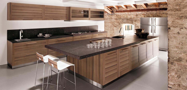 Walnut Kitchen Cabinetsinterior Design Ideas
