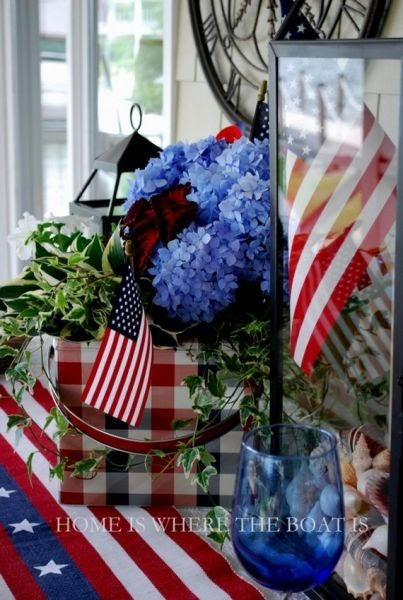Southern Blue Celebrations Fourth Of July Party Ideas
