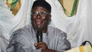 """He noted that a lot of Nigerians were interested in restructuring and that if this is not doen, it can affect the country's existence. He said:""""But I tell them that nobody has moved forward, even then, in spite of the fact that they have been controlling the resources of the country centralised in Abuja, the headquarter of poverty in Nigeria is still the north, which shows that the system is also not still working for them. """"We want a situation where every components of this country begin to look inwards, generate revenue and use that revenue to develop themselves not somebody to go and get oil from Bayelsa, you bring it here for everybody. So people get lazy they are not doing anything. It is either we restructure or this country would perish. """"My prayer is that Buhari should not be the last president of Nigeria. South -South has spoken, the South-East has spoken, the South- West has spoken, the Middle Belt has spoken, even part of North -East like Atiku have said we should restructure. . """"But a group of people mostly from the North-West are resisting change; you came to government and the mantra has changed, restructuring means change for those who said they don't know what it means."""" . In an interview with The Sun, Iwuanyanwu said Nigeria;s corruption goes back to the army which Muhammadu Buhari was a part of and so people should stop blaming Jonathan. The PDP chieftain said the All Progressives Congress (APC) has failed in its promise to Nigerians because the party was ill-prepared for governance. .  Cc  Lalasticlala Ishilove Semid4lyfe Obinoscopy  Mynd44  Fynestboi  MissyB3 Marpol Semid4lyfe Obinoscopy Seun . Source: >>:"""