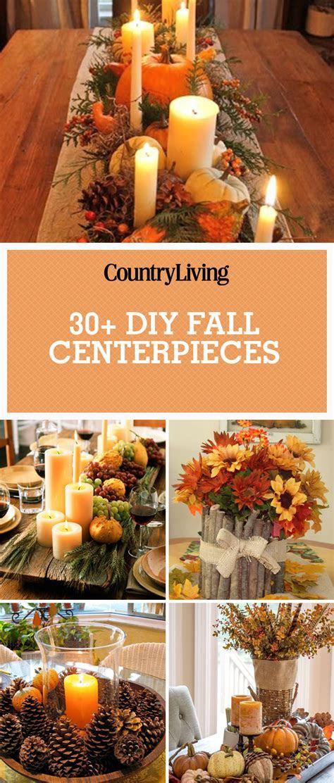 38 Fall Table Centerpieces   Autumn Centerpiece Ideas