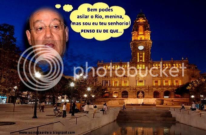 A Câmara do Porto e o P.Costa