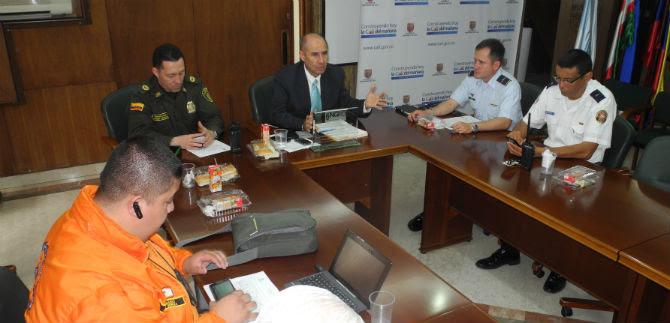 Organismos de Socorro trabajan en articulación con Consejo de Gestión del Riesgo de Desastres