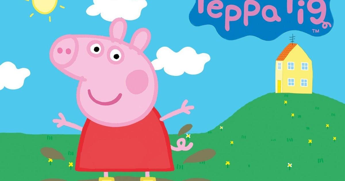Piggy Peppa Pig House Wallpaper Terror Piggy Piggy Horror Game Page 1 Line 17qq Com Poslednie Tvity Ot Peppa Pig Official Peppapig