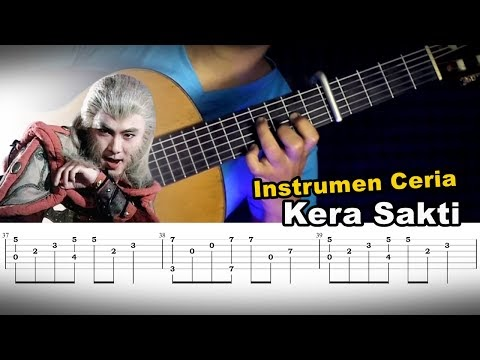 Journey to The West - Guitar Tab