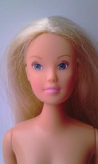 Steffi Love close-up