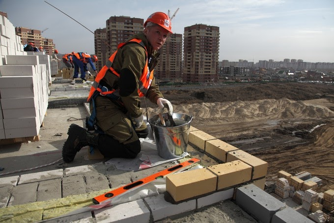 Уральские регионы выполнили годовой план жилищного строительства на 40%