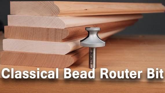Elegant Picture Frame Router Bit Profiles