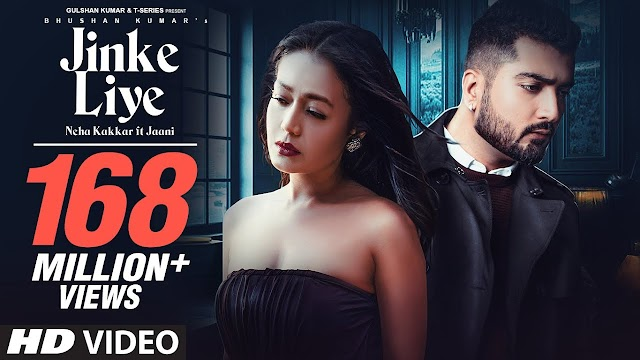 Jinke Liye (Official Video) | Neha Kakkar Feat. Jaani | B Praak | Arvindr Khaira | Bhushan Kumar - Neha Kakkar Feat. Jaani Lyrics