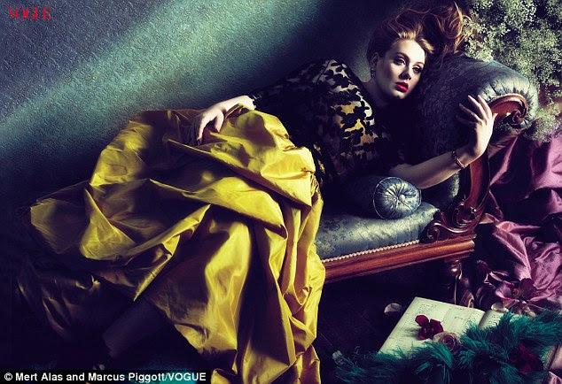 Pausa prolongada: Adele revelou planos para tirar um ano sabático de até cinco anos para que ela possa se concentrar em sua vida amorosa