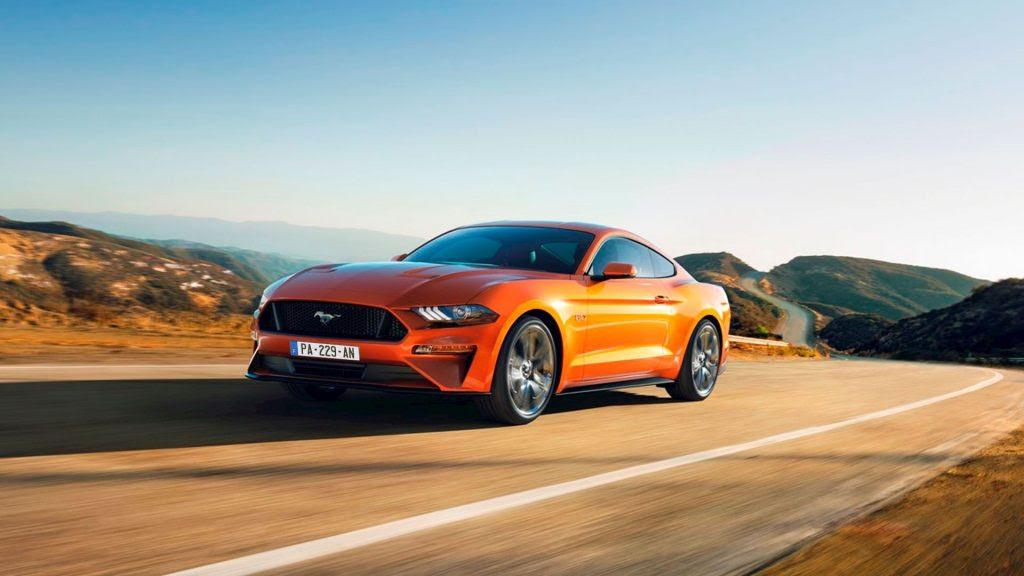 Ford Mustang Gt Informacion Fondos Fondos De Pantalla