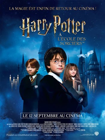 Harry Potter and the Sorcerer�s Stone 2001 Dual Audio ORG Hindi BluRay 720p 800MB