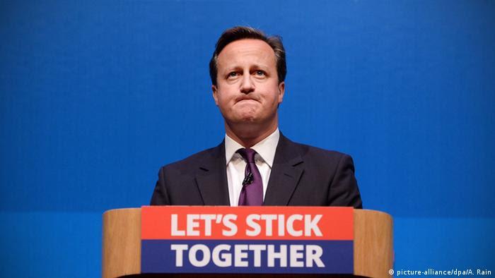 David Cameron (Foto: picture alliance)