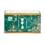 クコの実も入ってます!33種類もの山野草がバランス良く配合!百年茶 (緑箱) (7.7g*30袋) 【...