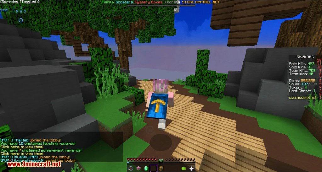 Minecraft Cape Java - Muat Turun f