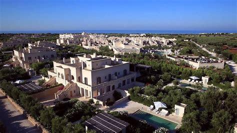 Riprese aeree Borgo Egnazia, Savelletri Puglia   YouTube