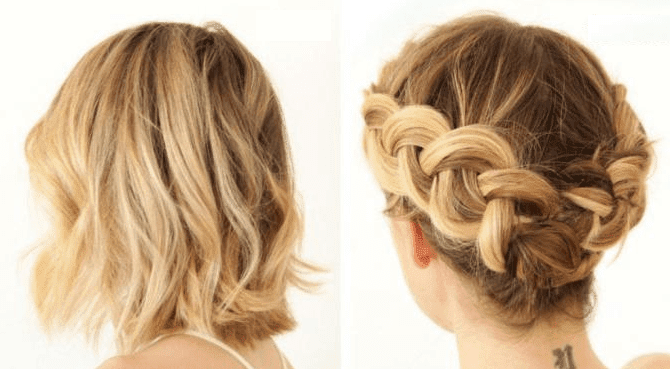 Gaya Rambut Anak Perempuan Jepang - Rawatan h