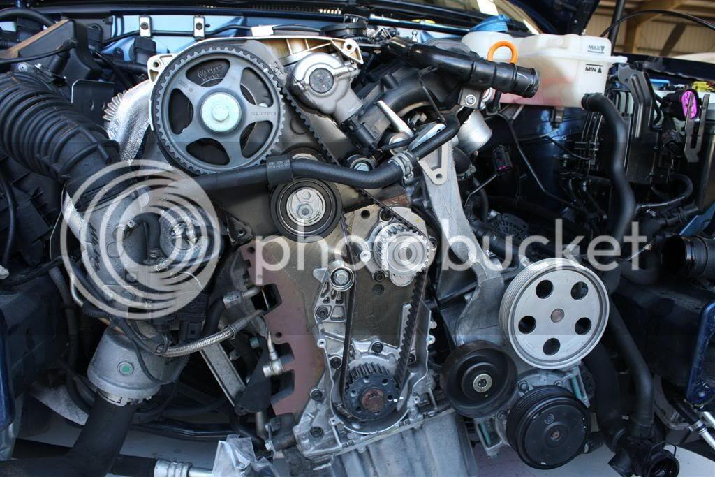 2006 Audi A4 Timing Belt Replacement - AUDI CAR   Audi A4 Engine Timing Change Diagram      AUDI CAR