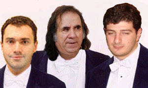 three maestros