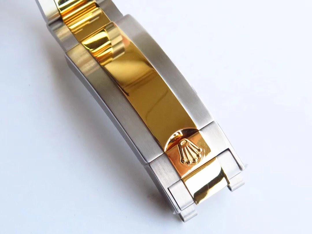 Rolex Submariner 116613 Two Tone Bracelet