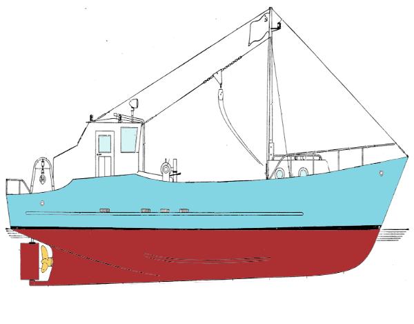 Instant Boats Teal : Instant get model fishing boat plans david chan