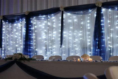 Possibly how twinkle lights will look under dark blue