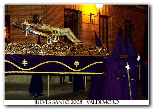 Procesión de Jueves Santo. Valdemoro
