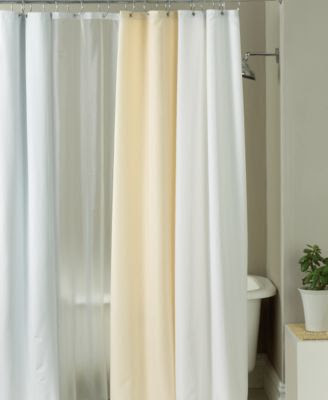 Interdesign Shower Curtain Liner, Poly Long 72