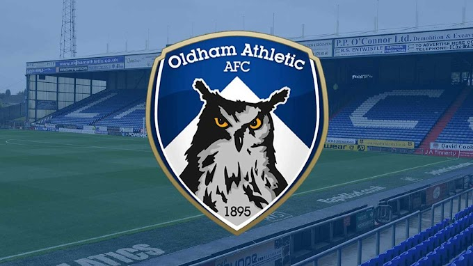Oldham Athletic (A): Match Postponed