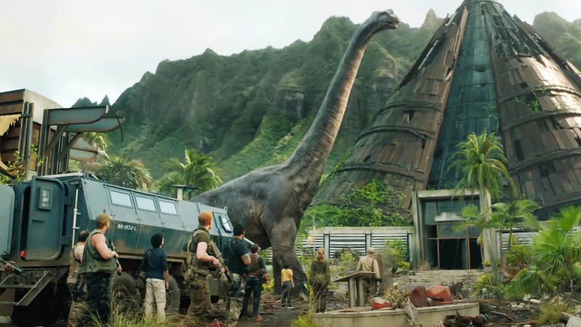 Jurassic World Fallen Kingdom Background Wallpaper 28690 Baltana