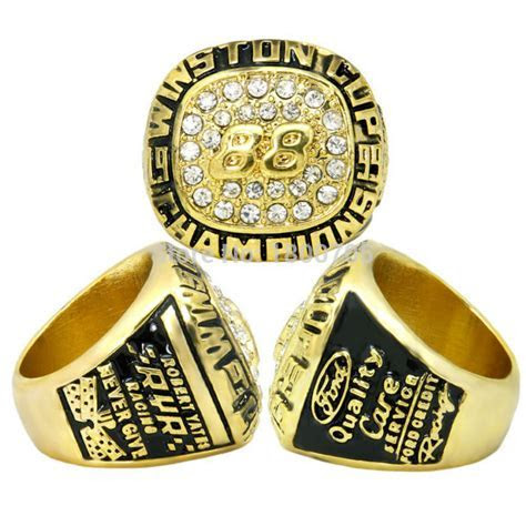 New Fashion Jewelry Ring 1999 Replica #88 Dale Earnhardt
