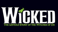 Wicked : A New Musical pre-sale password for musical tickets