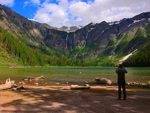 IMG_2432 Can Not Resist, Avalanche Lake, Glacier National Park
