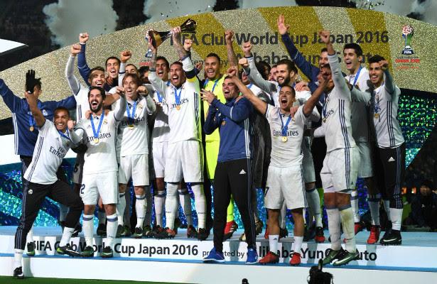Real Madrid Campeão