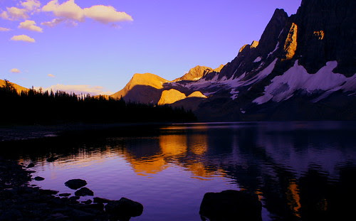 "Kootenay National Park ""Rockwall Trail"" Floe Lake por tropical.pete"