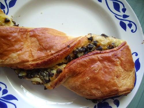French Pastry Cafe De Jour Potica