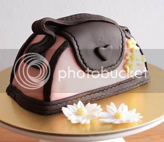 Sugar Amp Everything Nice Fondant Handbag Cake