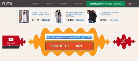 top youtube converter convert youtube  mp video