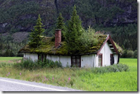 The Grass Roofs of Norway