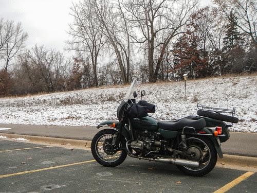 1st Ural Snow Ride